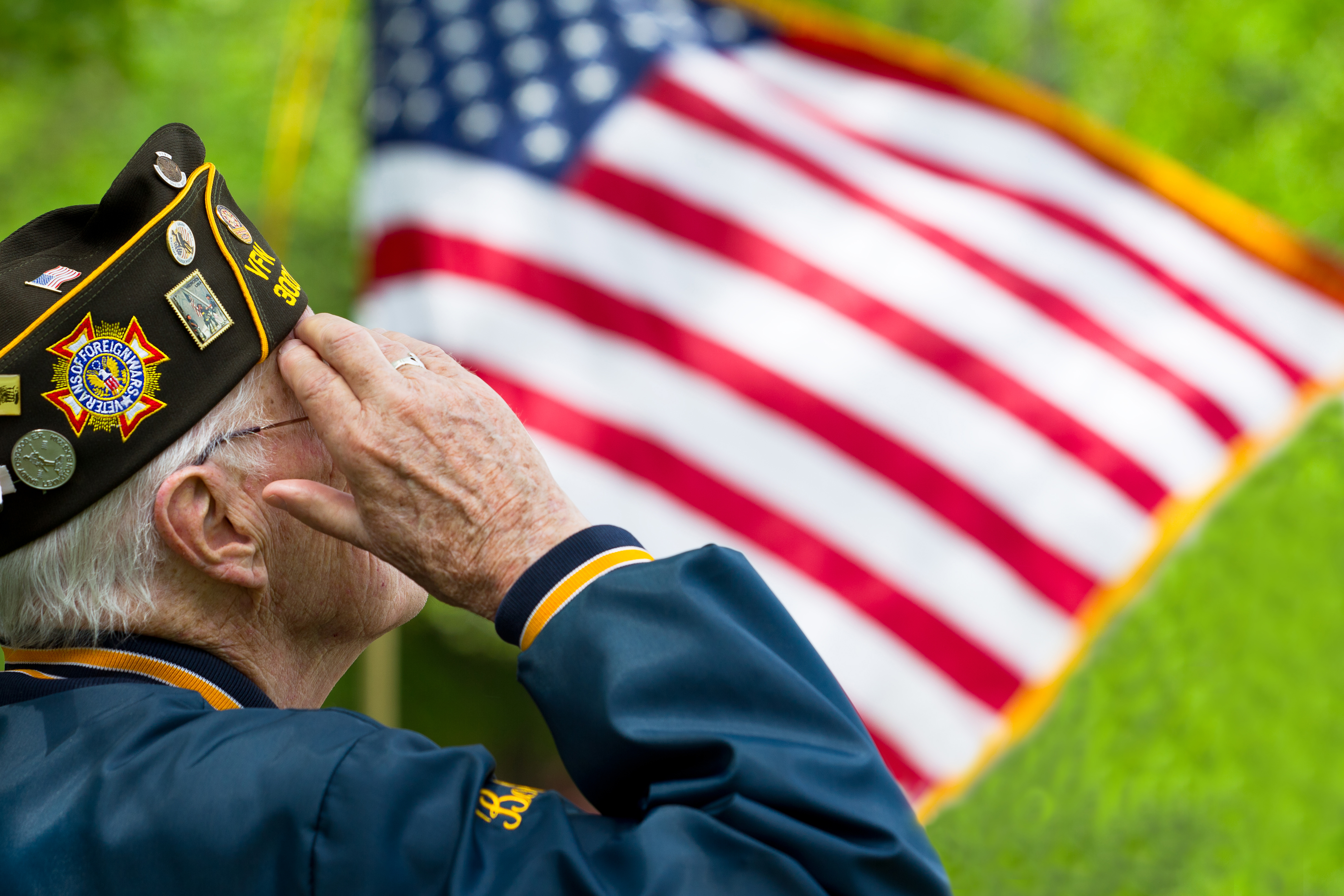 With American Pride, Ohio's Hospice Of Fayette County Honors Veterans